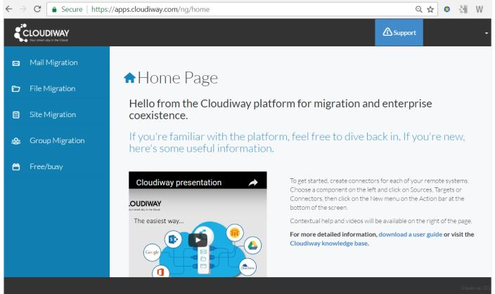 Office 365 to Office 365 Migration Guide - Cloudiway
