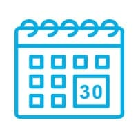 Calendar free/busy synchronization for users on different systems