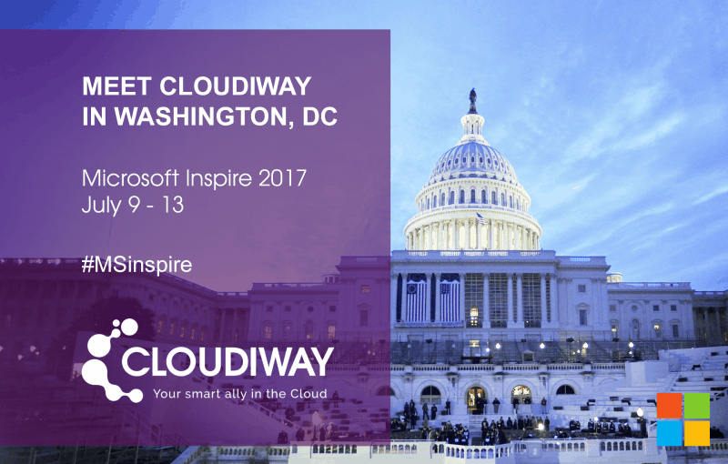 Meet Cloudiway at Microsoft Inspire | 2017