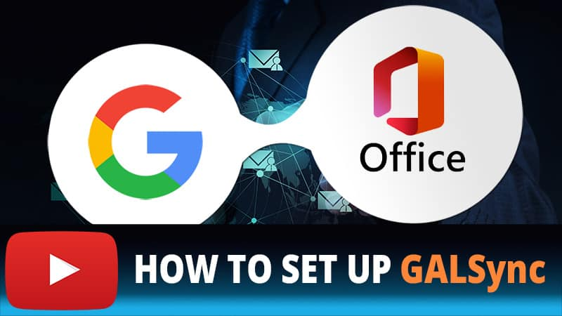 How to Set Up GALSync