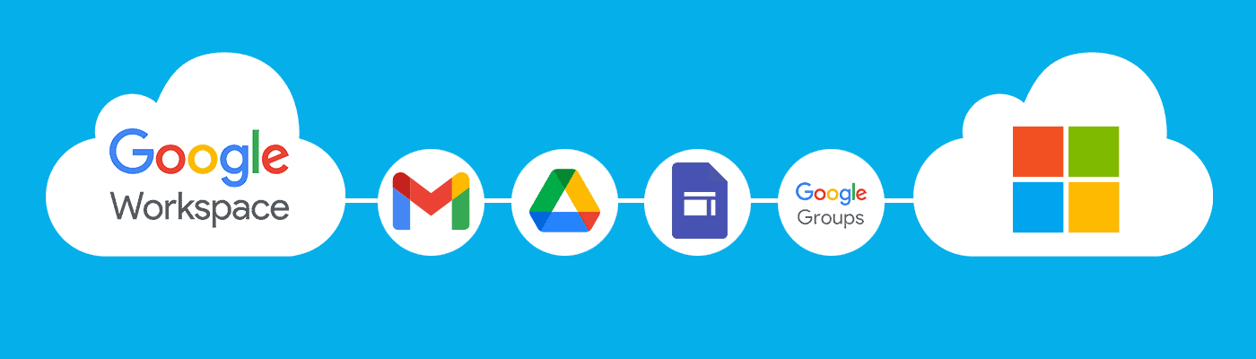 Google Workspace to Microsoft Office 365 Migration