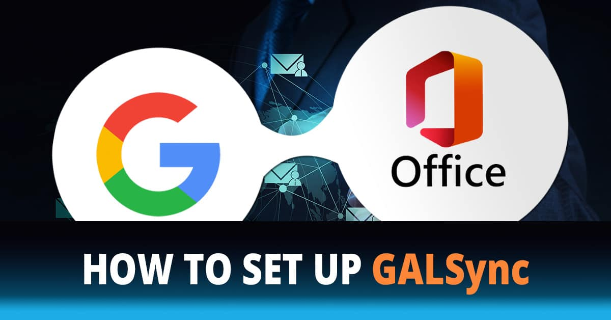How to set up GALSync Video