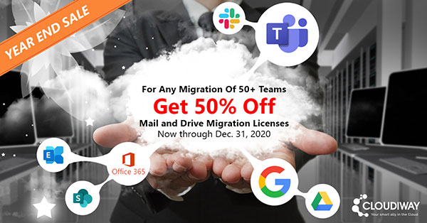 End Year Offer Teams Mailbox Drive Migration