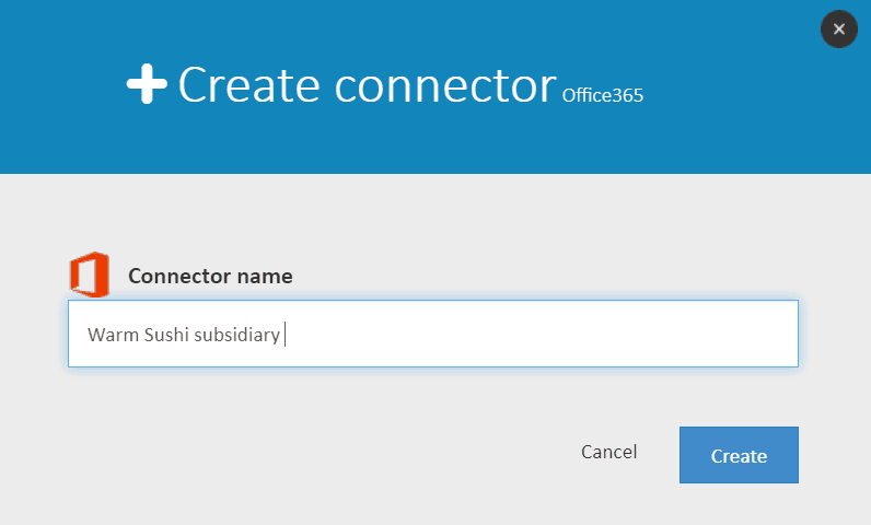 Office 365 Migration Connector