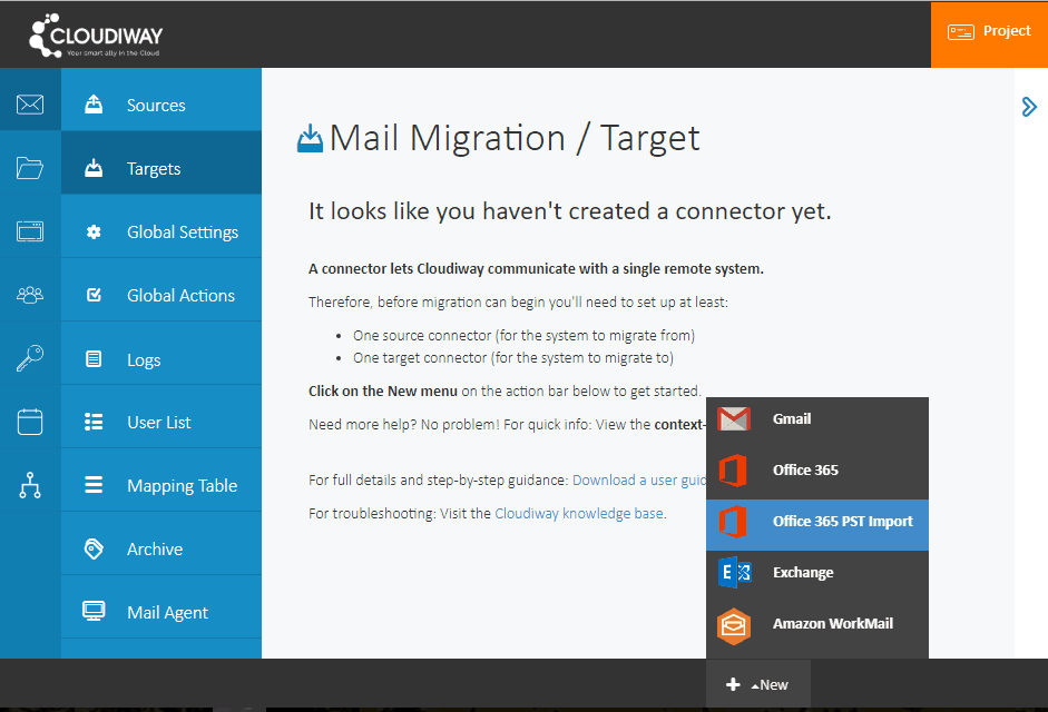 Admin Guide: Mail Migration - from Google Vault mail